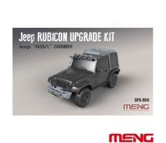 1/24 MENG Jeep Rubicon Upgrade Kit (Resin)