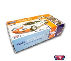 1/12 2004 FORD GT CONCEPT, GULF (MOTOR MAX)