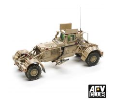 1/35 HUSKY VEHICLE MOUNTED MINE DETECTOR MK III