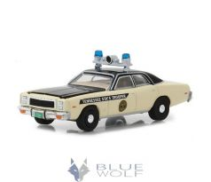 1/64 Plymouth Fury, Tenessee State Trooper Police 1977
