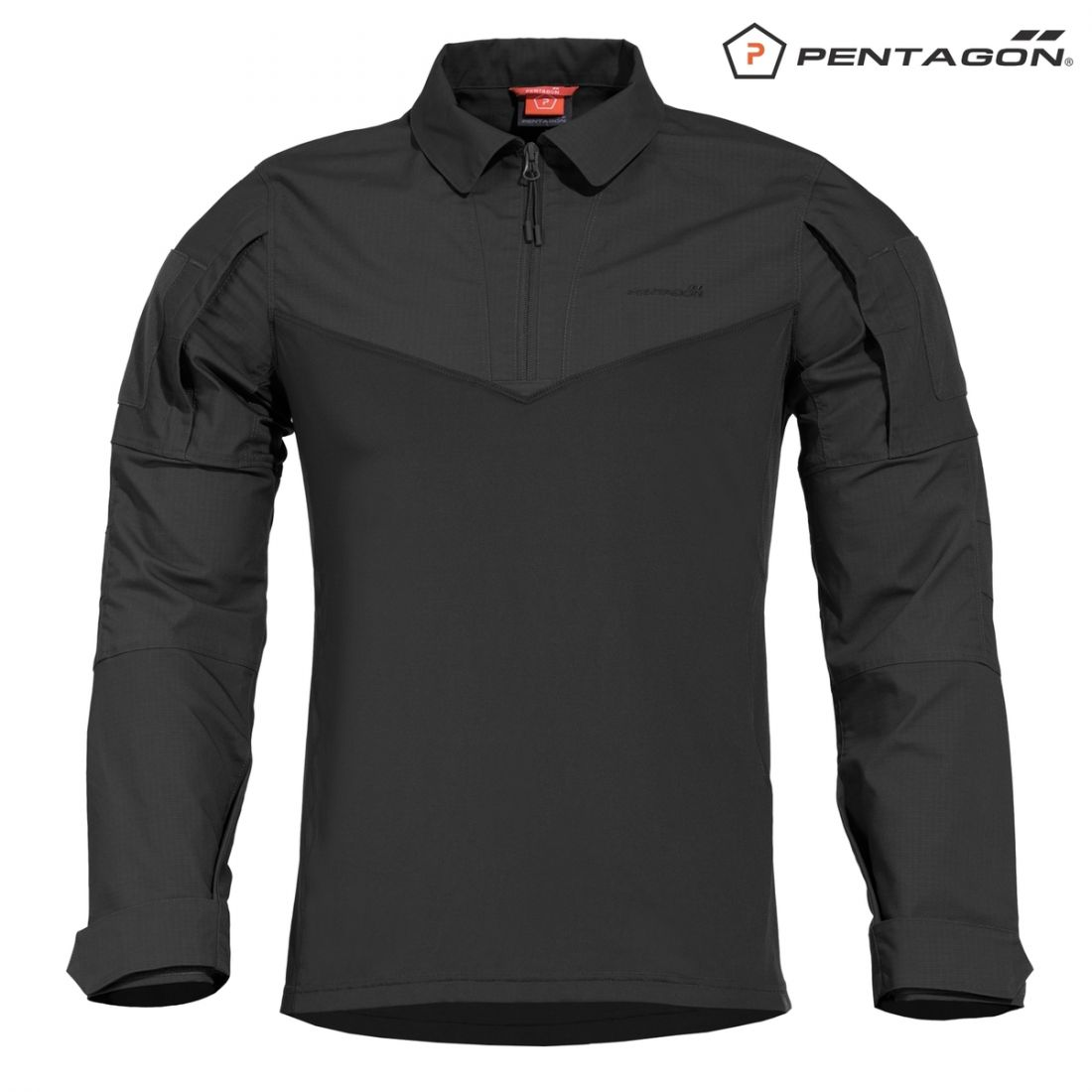 00b4189e83d PENTAGON RANGER SHIRT BLACK